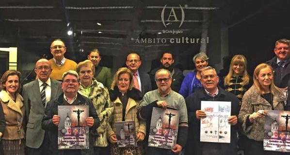 La Junta de Cofradías presenta el cartel
