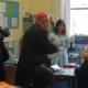 Visita pastoral a los escolapios