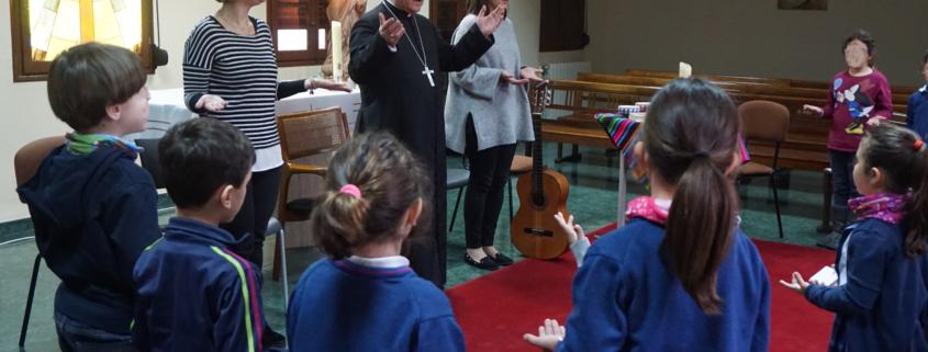 Visita Pastoral al Oratorio de Madre Vedruna
