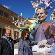 ninot de Don Bosco