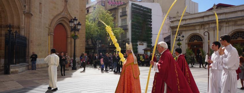 Homilía en el Domingo de Ramos