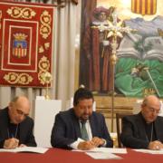 Convenio Obispado Diputación