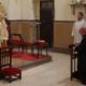 Visita pastoral Sagrada Familia
