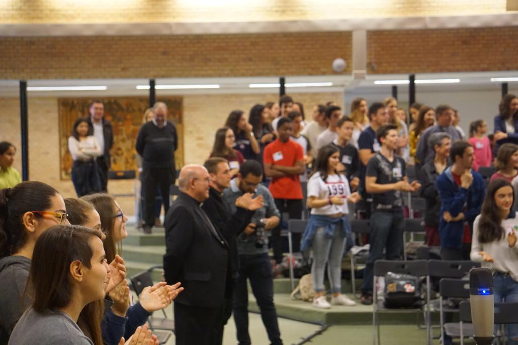 encuentro diocesano jóvenes confirmandos