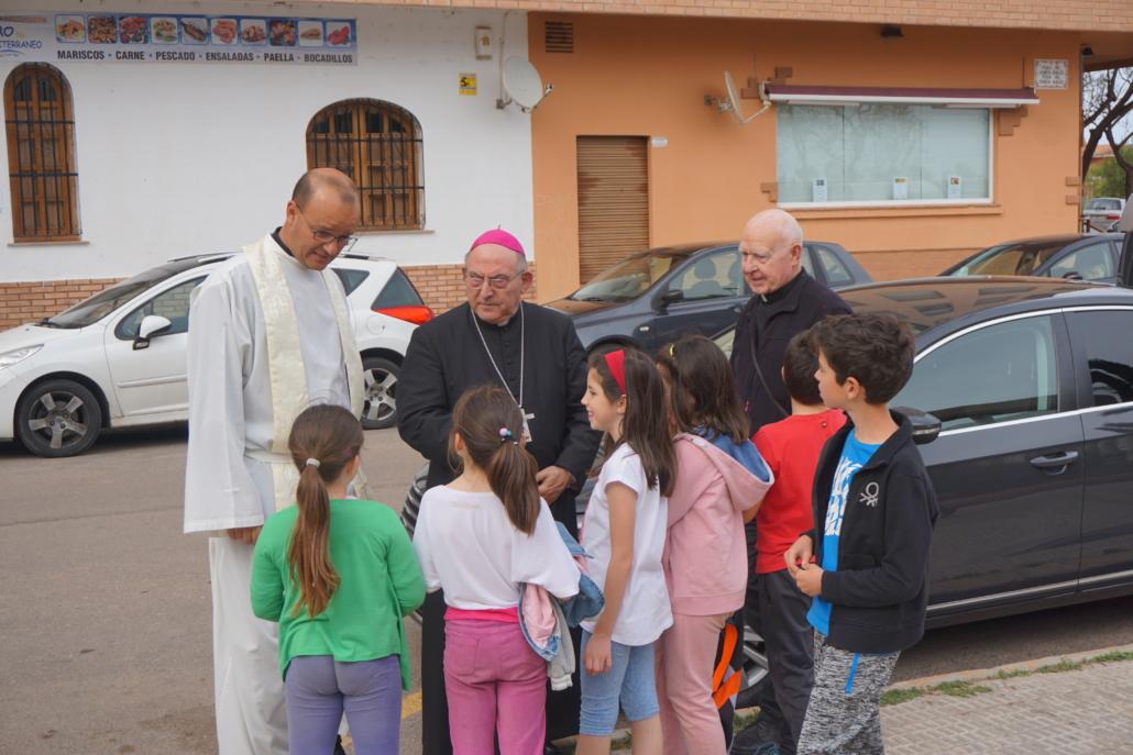 visita pastoral parroquia la esperanza