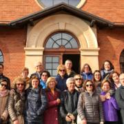 peregrinación polonia santo tomás 2018
