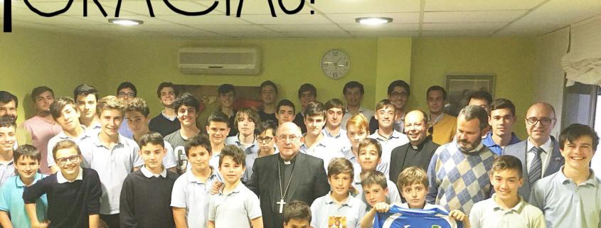 visita pastoral club les moreres opus dei