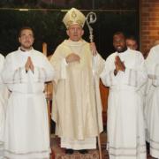 Admisión órdenes sagradas Redemptoris Mater