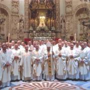 santuarios, parroquias y cofradías