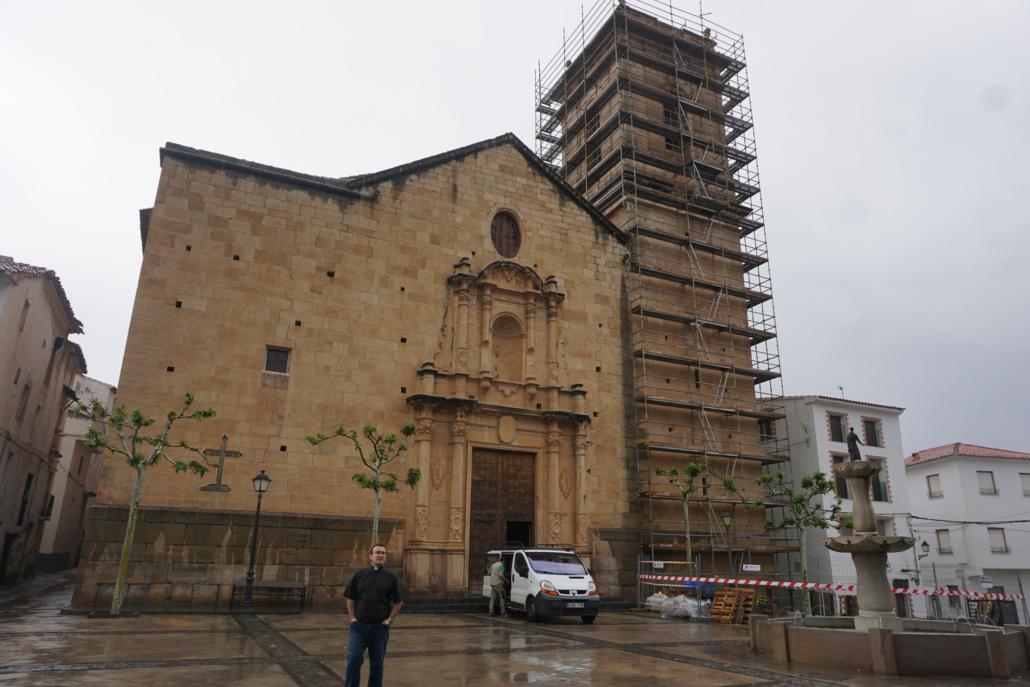 Villahermosa campanario