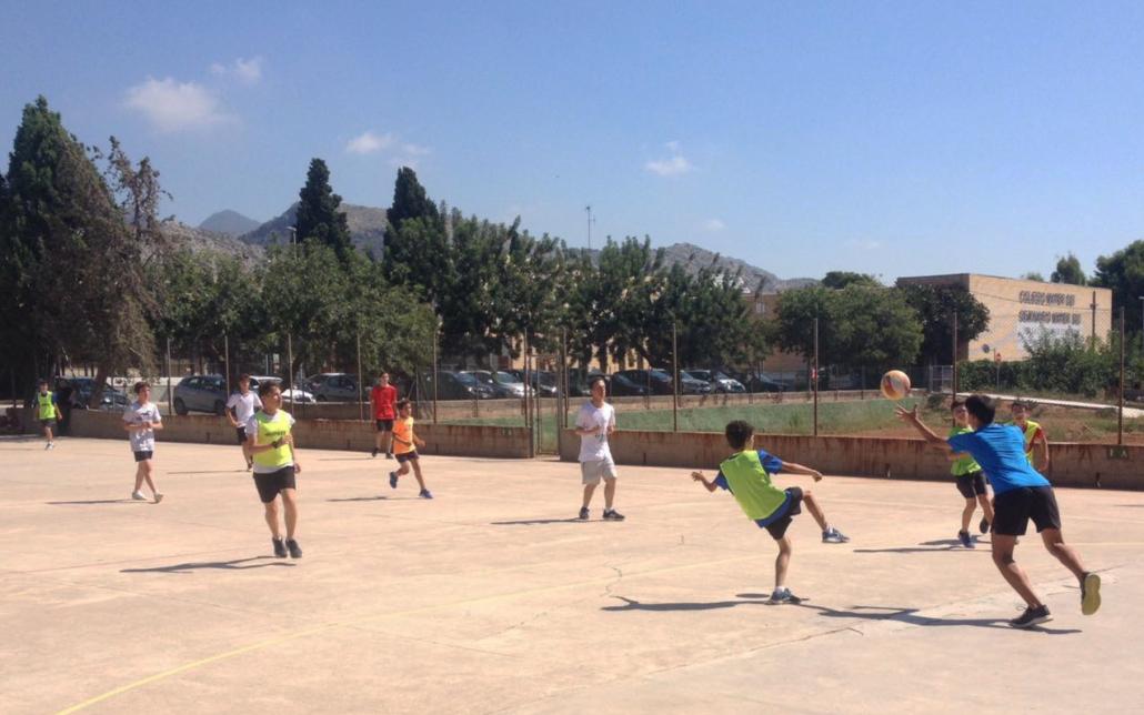 Campeonato Monaguillos partido