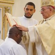 ordenación diaconal Ndagijimana