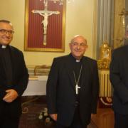 Nuevos vicario general y de pastoral