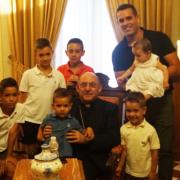familia misión Ucrania