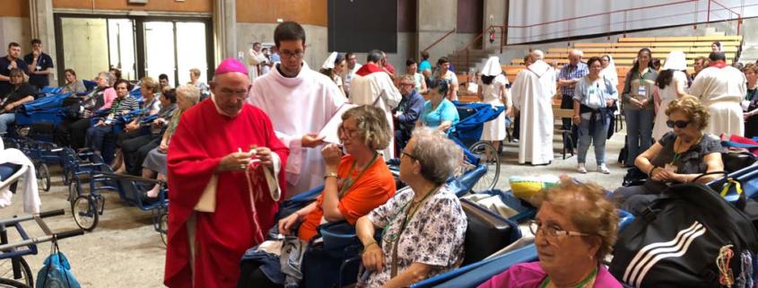 62 peregrinación diocesana lourdes