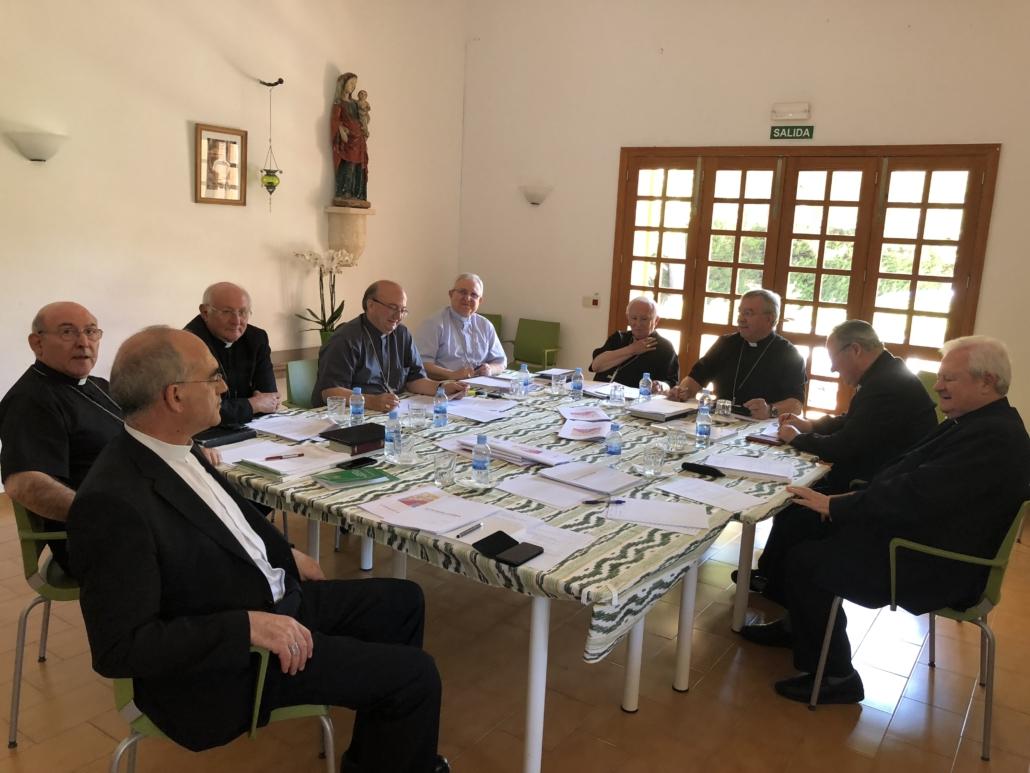 reunión provincia eclesiástica valentina