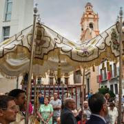 La Vilavella, traslado Eucaristía