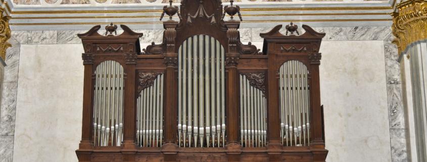 órgano romántico Arciprestal