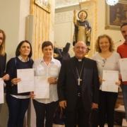 envío catequistas y missio canonica