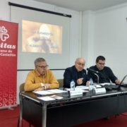 Ciclo de conferencias de Cáritas