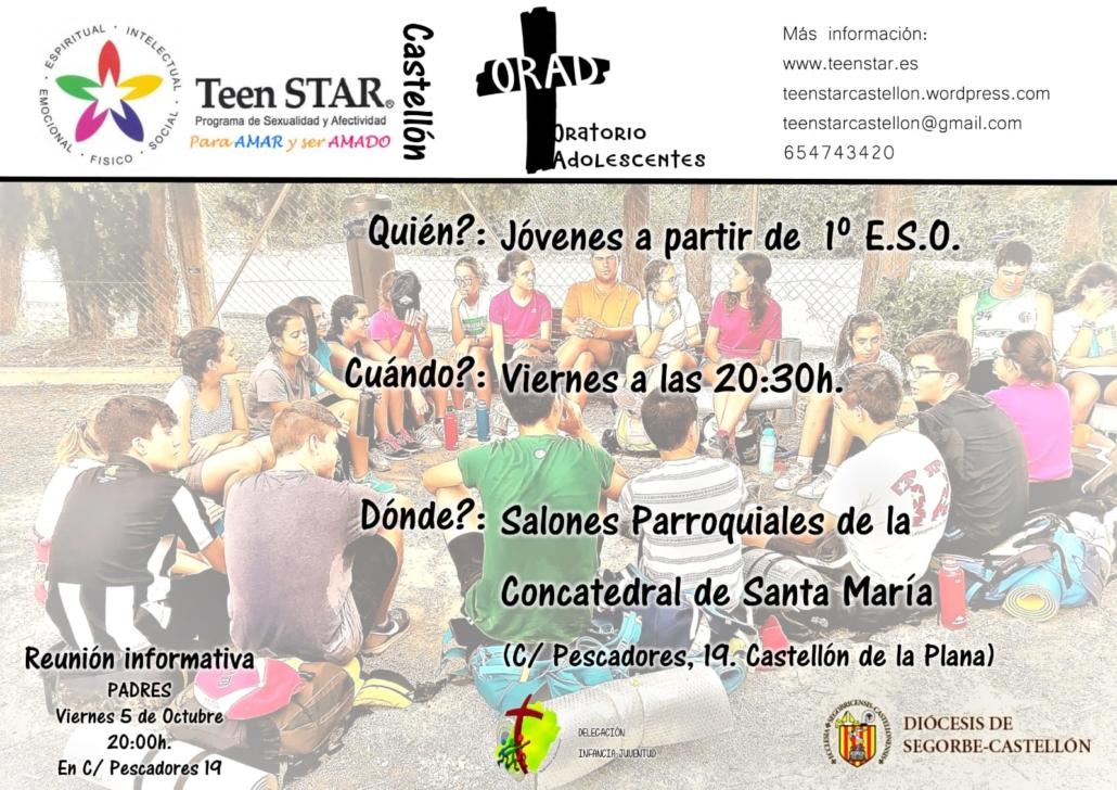 TeenStar 2018-19