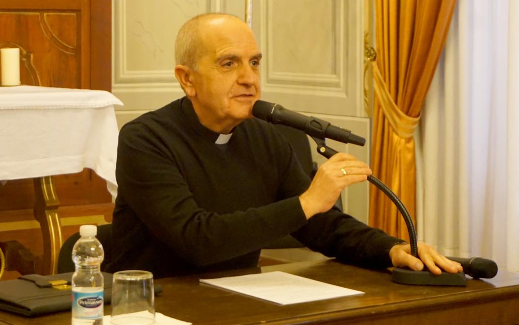 retiro sacerdotes Pedro Cid