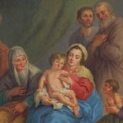 previa Sagrada Familia