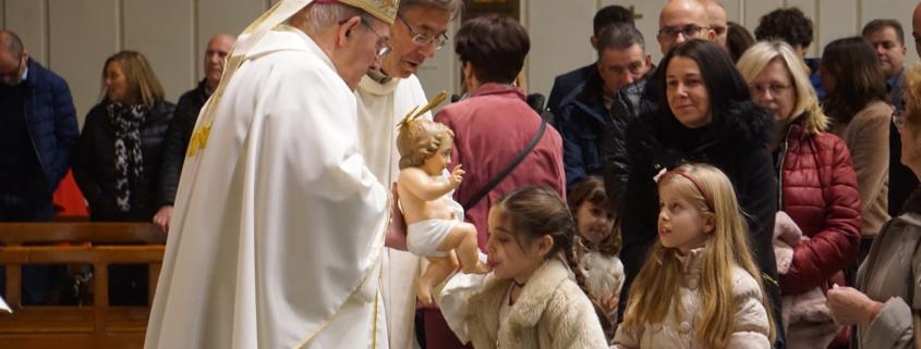 Misa Sagrada Familia