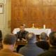 Asombro en el retiro de sacerdotes