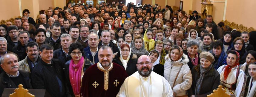Octavario unidad cristianos 2019