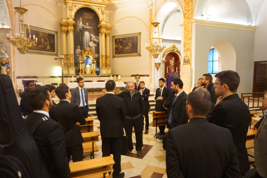 seminaristas san vicente
