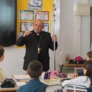 Visita pastoral Mater Dei