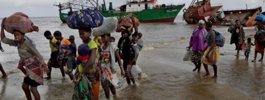Cáritas emergencia Mozambique