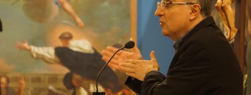 San Vicente Conferencia