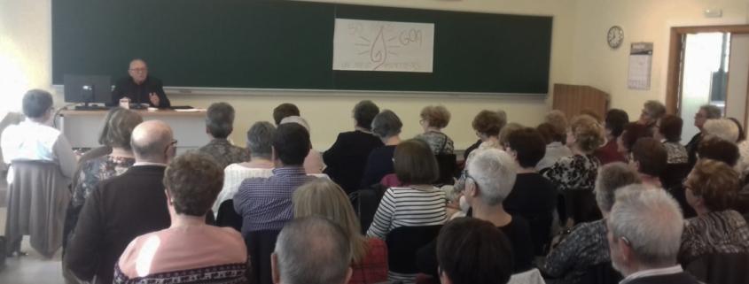 Asamblea GOA 50 aniversario